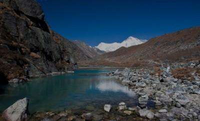 Чистейшая пресная вода озера Гокио и красота гор