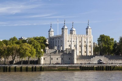 Так выглядит Вестминстерское аббатство с реки Темзы