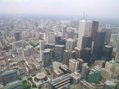 Высокие здания во всей Америке идентичны