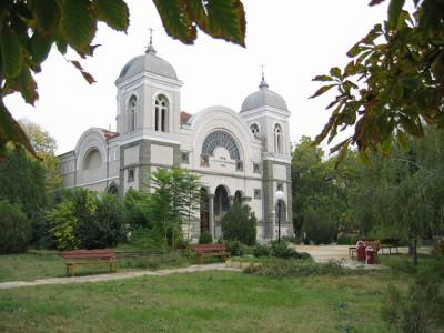 Один из храмов в Софии