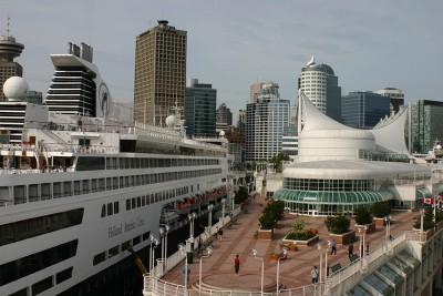 Привычный отдых для канадца - путешествие на лайнере