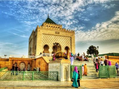 Рабат - одна из культурных ценностей Марокко
