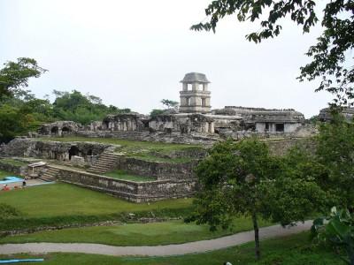 Мексика богата археологическими достопримечательностями