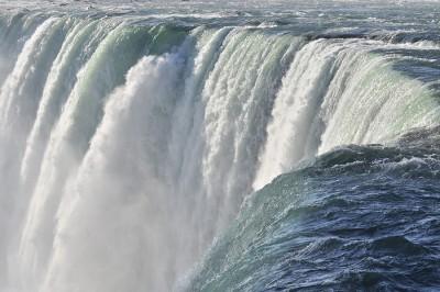 Ниагарский водопад на расстоянии вытянутой руки