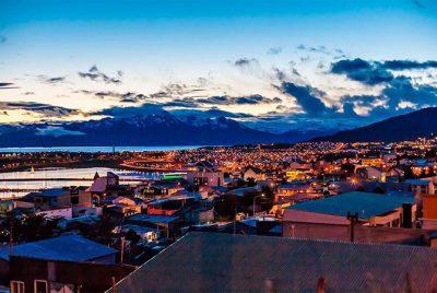 Самый южный город Земли: Ушуая, Аргентина