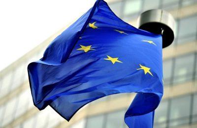 Изображение флага евросоюза