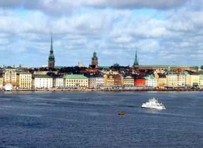 Стокгольм - столица Швеции и один из красивейших городов Европы