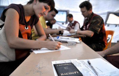 Право на получение статуса вынужденного переселенца