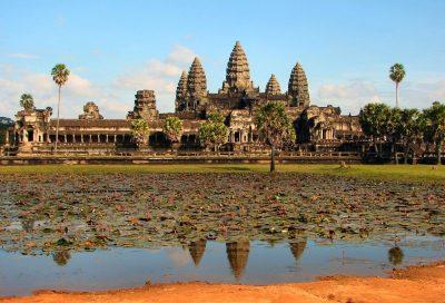 Камбоджа - таинственная и загадочная страна