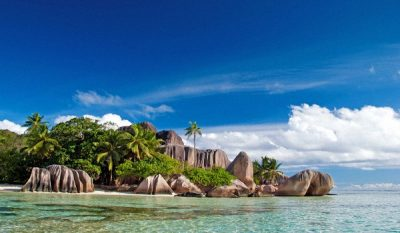 Остров Ла Диг Сейшельские острова