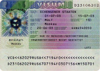 Открытая Шенгенская виза на год