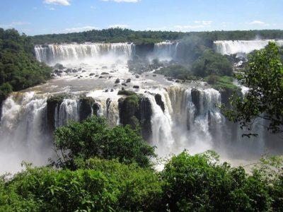 Водопад Игуаза, Аргентина