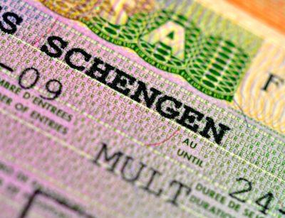 Краткосрочная шенгенская виза на 90 дней