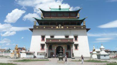 Памятник Чингисхану: самая высокая конная статуя