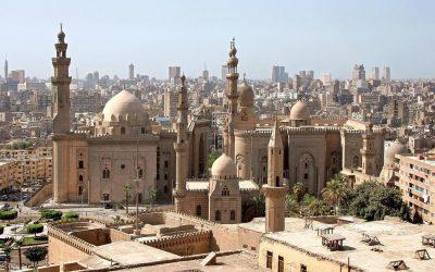 Достопримечательности Египта - город Каир