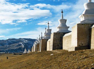 Гандантэгченлин: главный центр буддизма в Монголии