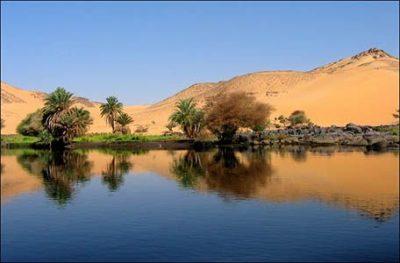 Река Нил - это одна из самых великих рек на Земле