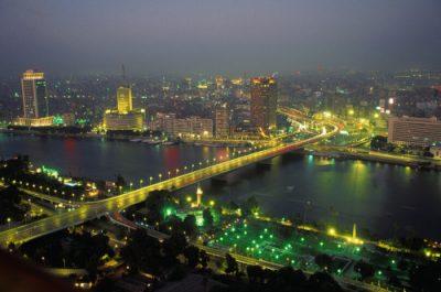 Каир - столица Египта, крупнейший город Африки