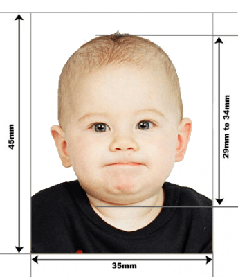 Фото для заграна ребенку