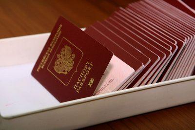 Сроки оформления детских загранпаспортов