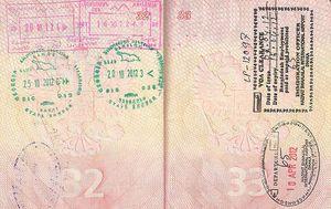 Грузинская виза