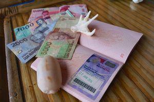 Виза на Бали