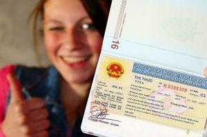 Вьетнамская виза