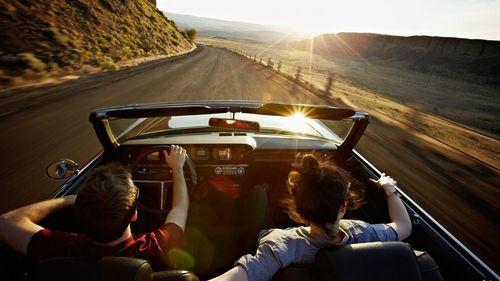 Путешествие на личном автотранспорте