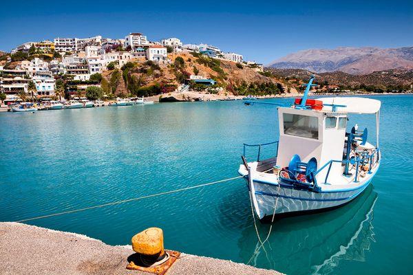 Крит остров Греция