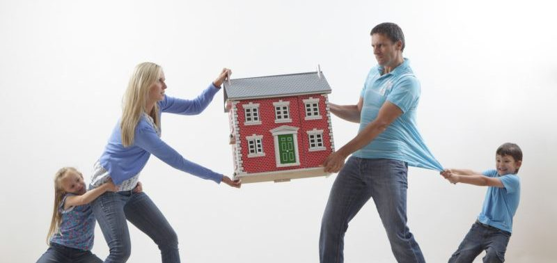 Развод дележ имущества