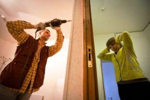 Шум от соседей ремонт