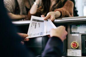 Возврат билетов